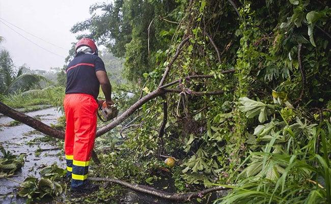 'Potentially Catastrophic' Hurricane Maria Eyes Virgin Islands, Puerto Rico
