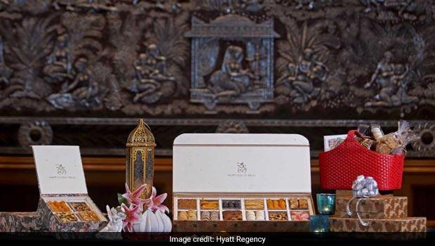 hyatt diwali gift