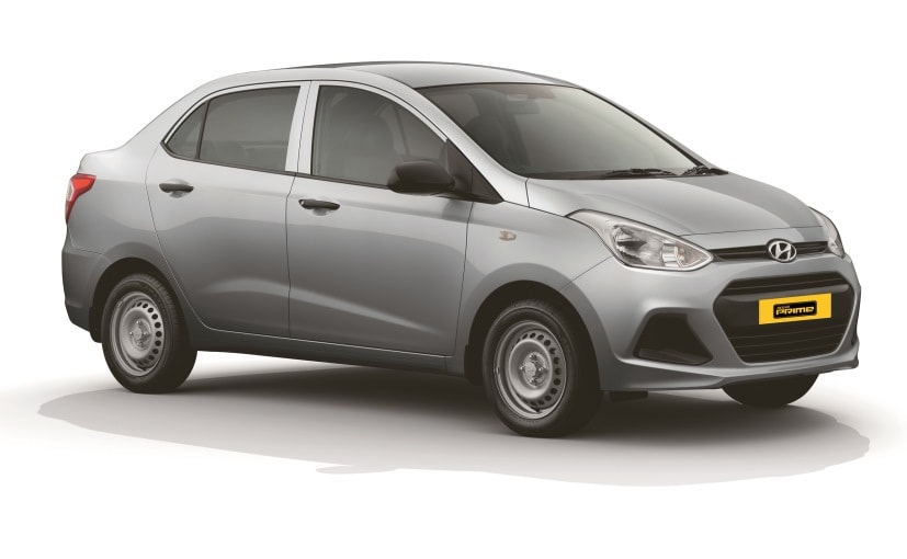 The Hyundai Xcent Prime competes with the likes of Maruti Suzuki Dzire Tour