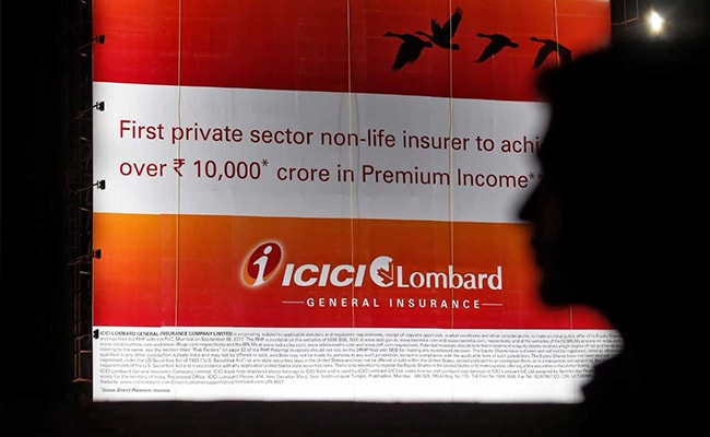 ICICI Lombard makes tepid debut, shares list almost 2 per cent lower