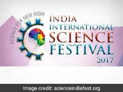 India International Science Festival 2017 In October