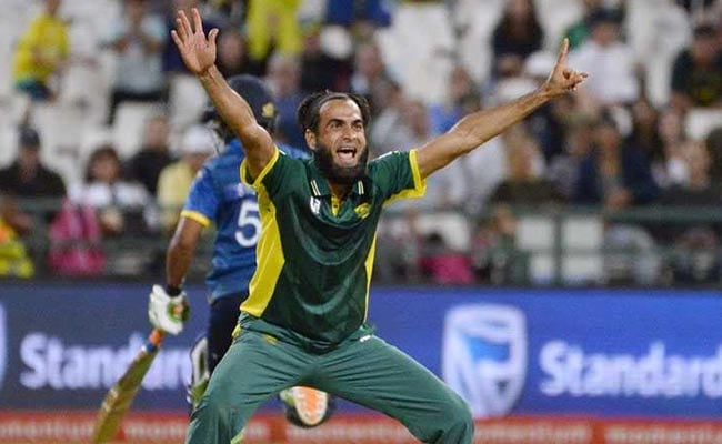 साउथ अफ्रीकी खिलाड़ी इमरान ताहिर का दावा- भारतीय क्रिकेट फैन ने की नस्लीय टिप्पणी