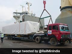 India Gets Its First High Horse Power Locomotive From France