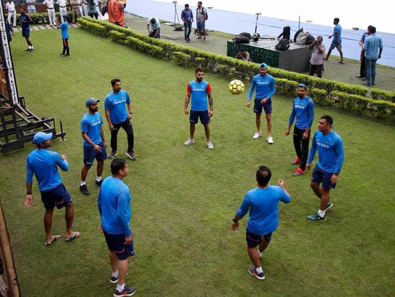 India vs Australia: Virat Kohli's Men Play Volleyball As Rain Hits Practice Session Again