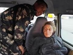 भारतीय वायुसेना ने लेह में फंसी अमेरिकी नागरिक को बचाया