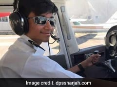 Indian-Origin Boy Flies Single-Engine Plane Solo, Breaks World Record