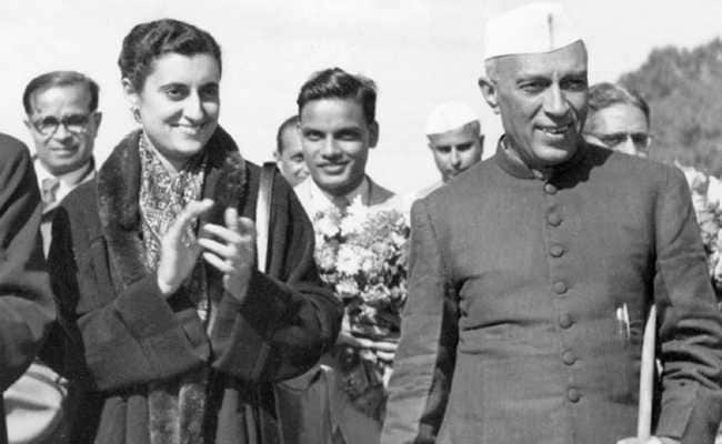President, Prime Minister Pay Tributes To Pandit Nehru On 128th Birth Anniversary
