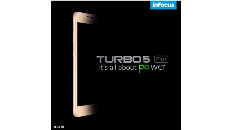 InFocus Turbo 5 Plus जल्द होगा लॉन्च, 4850 एमएएच बैटरी वाला है यह फोन