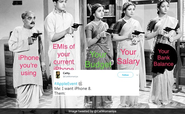All The Funniest Tweets About The Latest iPhone Launch