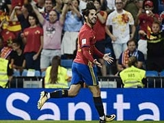 Isco Double Sinks Italy As Spain Close In On World Cup 2018 Qualification