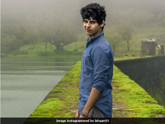 Ishaan Khattar Got Tattoos For His Film With Majid Majidi