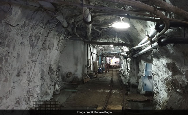 Inside India's 21st Century Underground Lab, Hunt Is On For Dark Matter