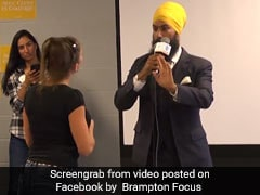 Watch: Sikh Politician's Response To Racist Heckler In Canada Is Viral