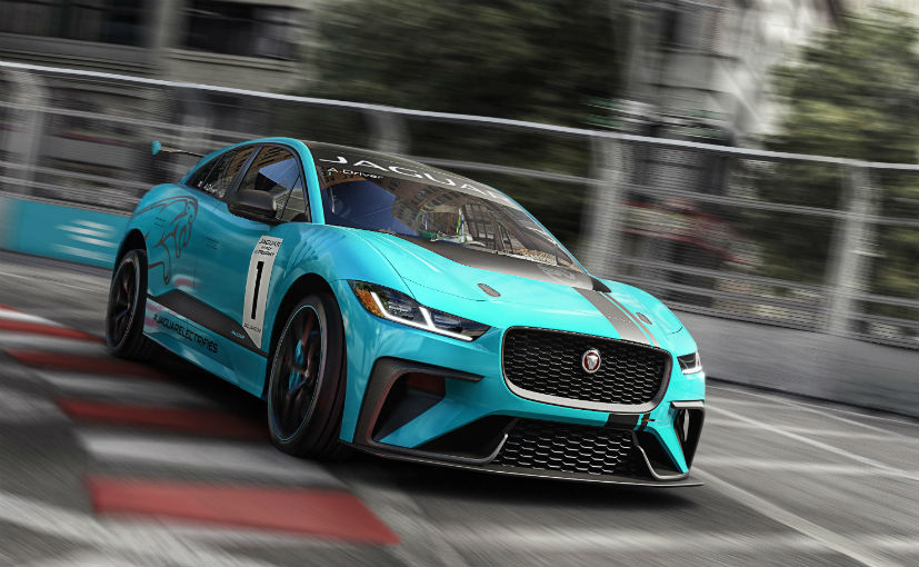 Jaguar Will Go Racing Next Year... With The I-Pace SUV