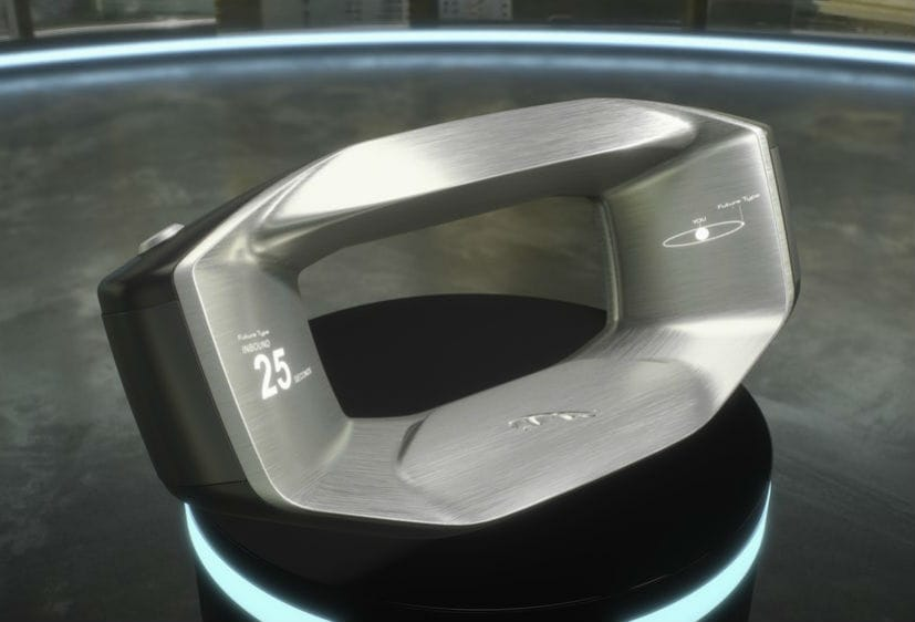 Jaguar Land Rover 'Sayer' Steering Wheel Concept Showcases Future Of Mobility