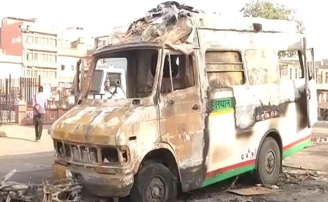 3 Days After Violent Clashes In Jaipur, Curfew Relaxed For 2 Hours