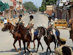 Situation In Violence-Hit Areas Of Jaipur Tense But Under Control
