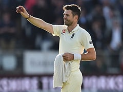 James Anderson Open To England's Vacant Vice-Captaincy