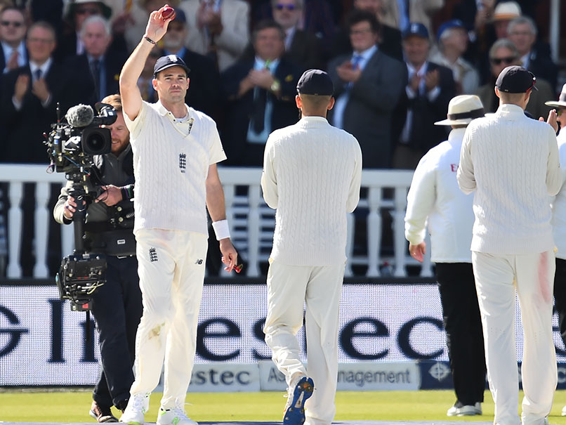 Test-Best James Anderson Bowls England To Series Win Against West Indies