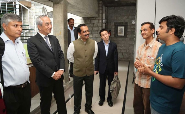 IIM Bangalore's India-Japan Study Centre Gets Thumbs Up From Japan's Ambassador to India