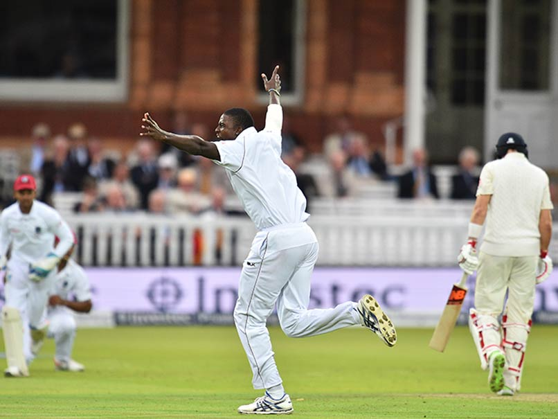 3rd Test: Jason Holder Leads West Indies Recovery Against England On Day 1