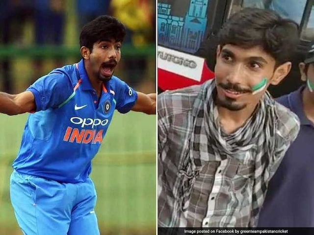 Pakistan Fans Thank Jasprit Bumrah For Visiting Their Country. Take A Closer Look