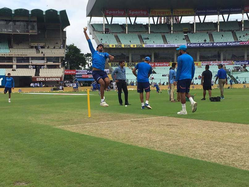 India vs Australia: Jasprit Bumrah Hits The Stumps At Will During The Practice Session