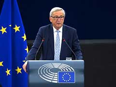 European Commission President Jean-Claude Juncker Says 'Wind Is Back In Europe's Sails'