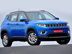 Right-Hand Drive Jeep Compass Exports Commence From India