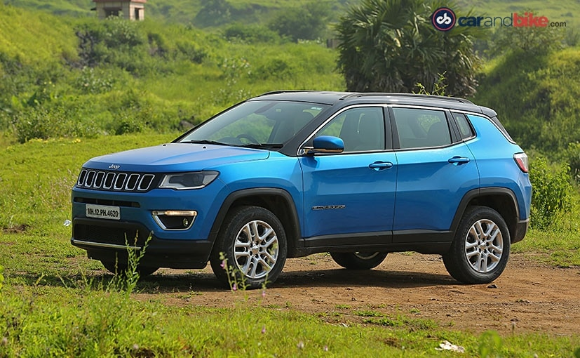 The First Batch Of Exports Saw Jeep India Ship 600 Units Of The Compass SUV
