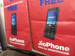 JioPhone Leads Indian Mobile Market In 'Fusion' Segment: Report