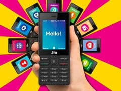 Strong JioPhone Demand Boosts Reliance Industries Shares