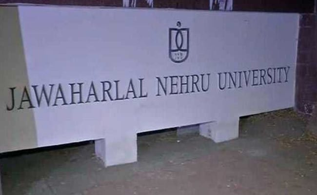 JNU Student Alleges Misbehaviour By Unidentified Man
