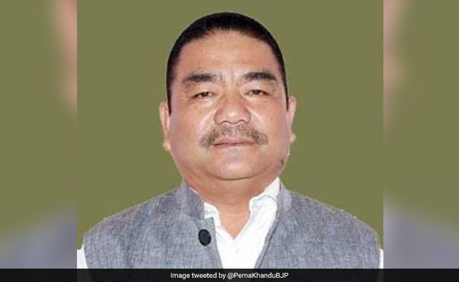 PM condoles death of Arunachal health minister Jomde Kena