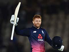 Jonny Bairstow Stars As England Thrash West Indies To Win ODI Series 4-0