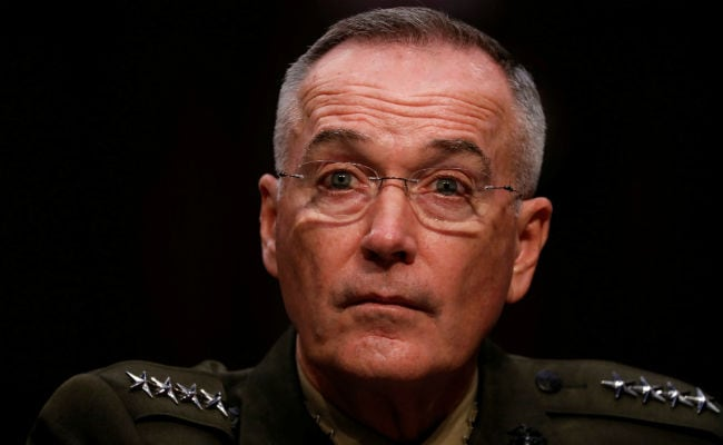 Robust Ties With India Must For Freedom Of Navigation: Top US General