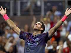 Paris Masters: 'Surprised' Juan Martin Del Potro Closes In On World Tour Finals