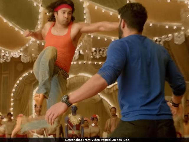 Judwaa 2: How Varun Dhawan And Vivan Bhatena Filmed The Fight Scenes