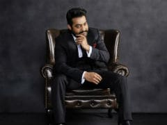 Junior NTR Says Telugu <i>Bigg Boss</i> Was 'Only Place He Could Be Himself'