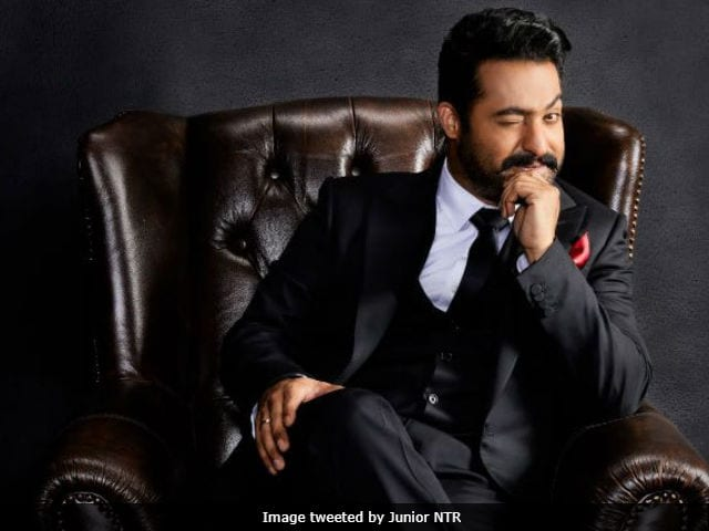 Junior NTR On Jai Lava Kusa And Hosting Bigg Boss Telugu