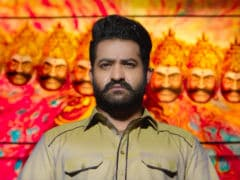 <i>Jai Lava Kusa</i> Trailer: 'Junior NTR, Can't Wait To Watch,' Tweets Rajamouli