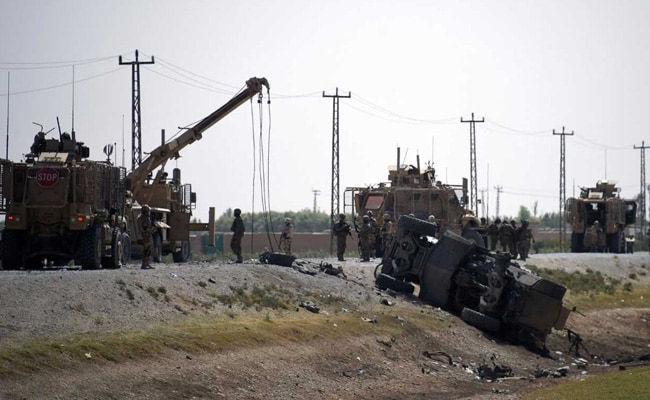 Kabul Suicide Attack On NATO Convoy Wounds 3 Civilians