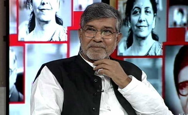 Kailash Satyarthi On His 'War' Against Rape Of Children