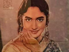 Kajol Delights With Throwback Pic Of Aunt Nutan