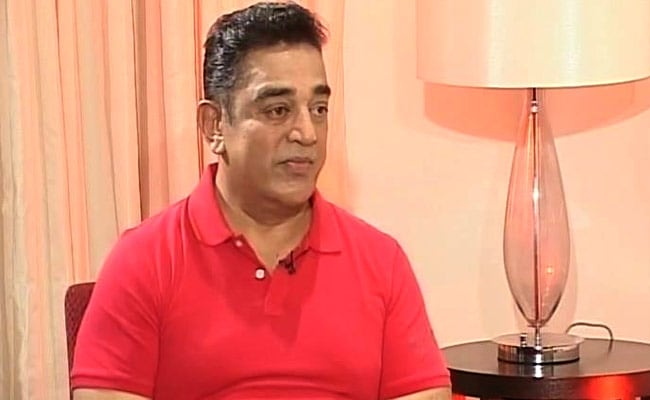 Entry In Politics A Work In Progress, Kamal Haasan Announces New Movie