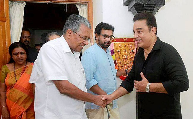 I will join hands with Rajinikanth if he joins politics: Kamal Hasaan
