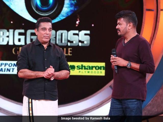 Kamal Haasan May Announce Indian 2 At Bigg Boss Tamil Finale