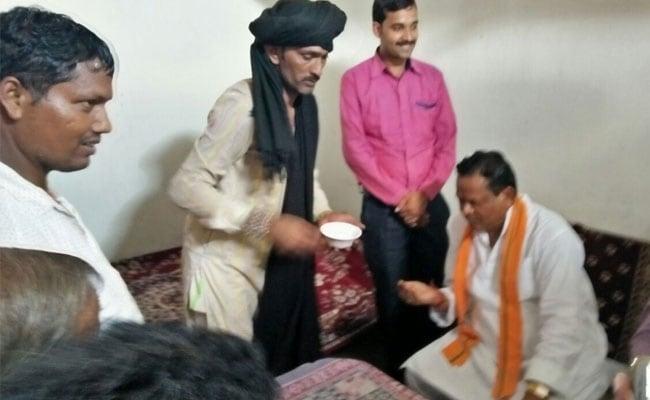 Chhattisgarh Home Minister Seeks 'Kambal Baba's' Help To Cure Diabetes