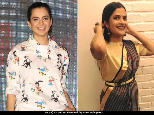 Kangana Ranaut Vs Hrithik Roshan: Sona Mohapatra Says PR Before Film Release Is In 'Bad Taste'