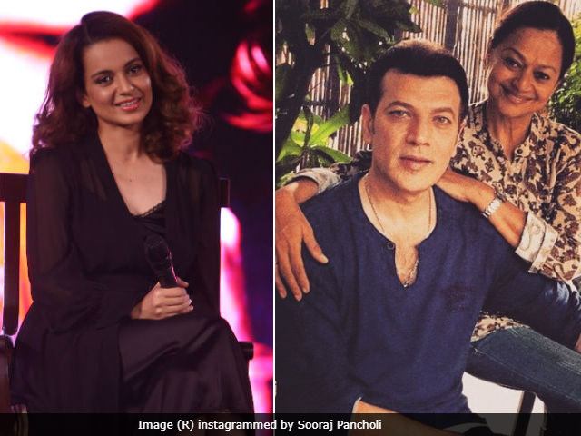Kangana Ranaut Dated My Husband, Never Treated Her Like A Daughter: Zarina Wahab